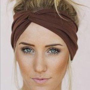 WOMENS headbands, stretchy, cotton/spandex, trendy